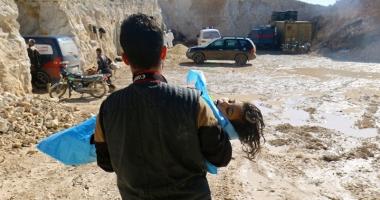 Reacţii dure, după masacrul chimic din Siria.