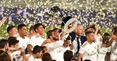 Real Madrid, noua campioană a Spaniei