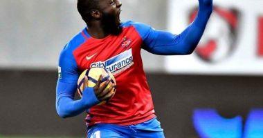 FCSB trece de Hajduk Split după un gol marcat în prelungiri