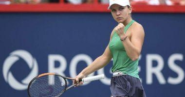 """Simona Halep s-a calificat în """"optimi"""" la Cincinnati<br>"""