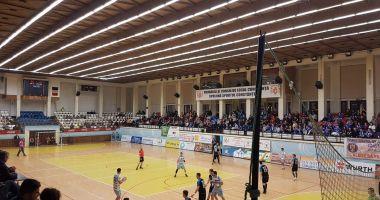 HC Dobrogea Sud Constanţa - CS Minaur Baia Mare. Victorie pentru constănțeni