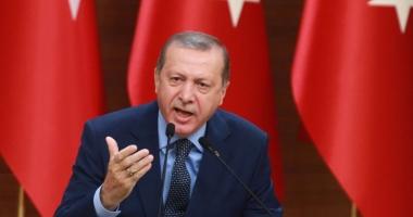 """Recep Erdogan: """"Orientul Mijlociu devine  un cerc de foc"""""""