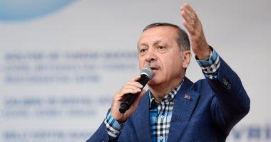 Erdogan la inaugurarea unei moschei: Vom călca în picioare terorismul