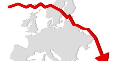 Europa a pus-o de-o recesiune în 2012