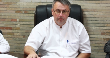 Doctorul Grasa,  numit oficial director al Spitalului Clinic Judeţean de Urgenţă Constanţa