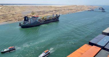 Record de încasări ale Canalului Suez