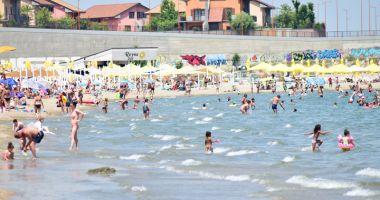 Record de turişti, pe litoral, în minivacanţa de Sfânta Maria