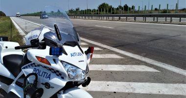 Recordul de viteză pe autostradă, deţinut de un constănţean