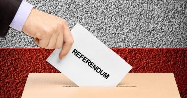 Legea referendumului ar putea fi modificată. Iată cum