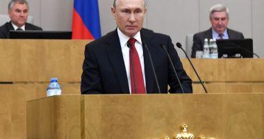 Reforma constituțională a lui Vladimir Putin, aprobată