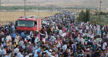 Peste jumătate  de milion de refugiaţi au obţinut azil în Uniunea Europeană