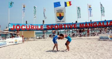 Regal sportiv pe litoral, din Mamaia până în Mangalia
