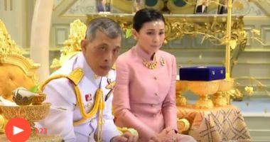 Regele Thailandei s-a căsătorit cu şefa echipei sale de securitate