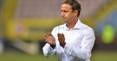 Laurenţiu Reghecampf: Nu mai sunt antrenorul echipei Steaua