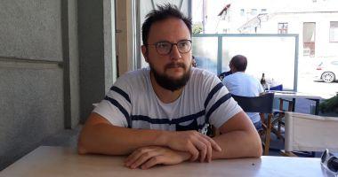 """Regizorul Vladimir Anton: """"Tinerii actori vin cu un alt suflu, o altă energie"""""""