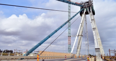 Reîncep lucrările pe podul Agigea: