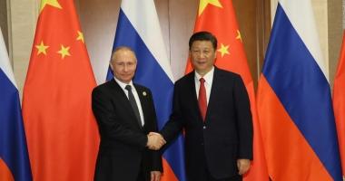 Relaţiile chino-ruse sunt la cel mai bun nivel