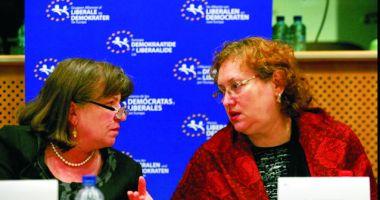 Renate Weber și Norica Nicolai, susținute  de Tăriceanu pentru europarlamentare