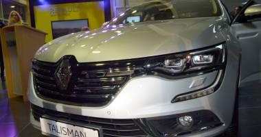 Renault şi-a lansat Talismanul la Constanţa