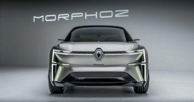 Renault a pregătit un nou concept: Morphoz