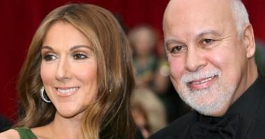 Soţul lui Celine Dion a suferit o amputare parţială a limbii