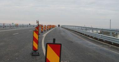 Şoferi, atenţie! Restricţii de circulaţie pe Autostrada Soarelui