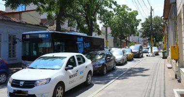 GALERIE FOTO / Atenție, șoferi! 7 artere rutiere din municipiu își schimbă regimul de circulație