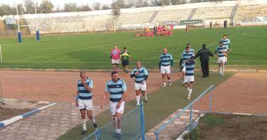 Restanţă cu noroc pentru CS Năvodari, în DNS la rugby