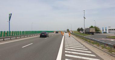 Restricții de circulație pe Autostrada Soarelui, duminică și luni