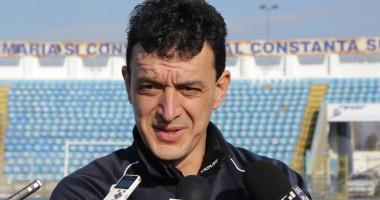 Fotbal / FC Farul, încrezătoare înaintea partidei cu CS Otopeni