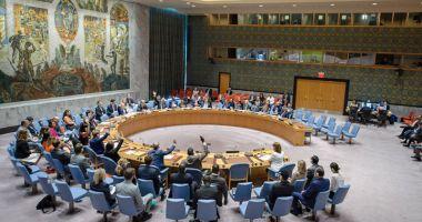 Reuniune a Consiliului de Securitate  după un test cu rachetă efectuat de Iran