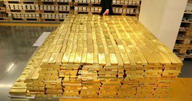 Iată ce rezerve de aur are România