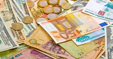 Rezerva valutară a României ei mai mică cu 2,56%