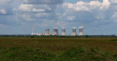 Incendiu la o centrală nucleară din Ucraina