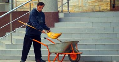 Cum se fură în România o roabă