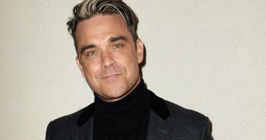 Robbie Williams a primit cadou o cultură de marijuana