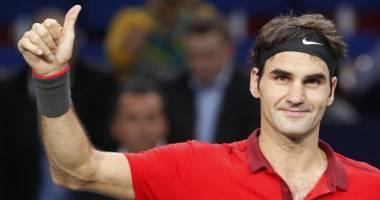 Tenis / Federer s-a calificat în turul 2 la Dubai