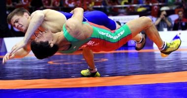 Campionatele Mondiale de lupte pentru tineret,  în România