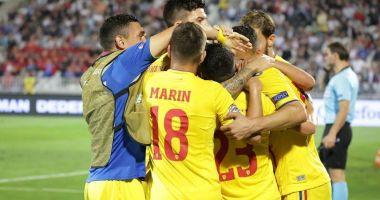 Fotbal / Lituania 1-2 România în Liga Naţiunilor. Victorie dramatică în prelungiri