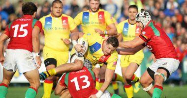 România a învins Portugalia şi rămâne în eşalonul secund al rugby-ului european