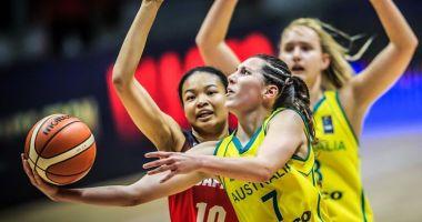 România va organiza Cupa Mondială de baschet feminin U17