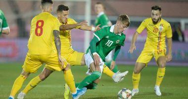 Fotbal / România U21 a spulberat Irlanda de Nord în preliminariile EURO 2021! Tricolorii mici câștigă cu 3-0 și se mențin în lupta pentru calificare