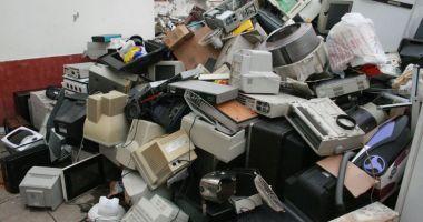 România, amenințată cu infrigement-ul în problema deșeurilor de aparate electrice și electronice