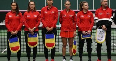Florin Segărceanu a anunţat lotul României pentru semifinala cu Franţa din FED CUP