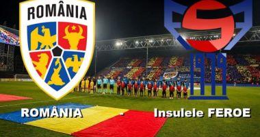 Victorie de moral pentru România în faţa Insulelor Feroe