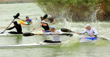 Aur mondial pentru România, la canoe
