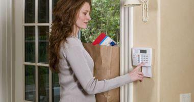 Românii vor să-şi asigure locuinţele cu sisteme  de securitate