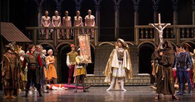 """""""Romeo şi Julieta"""" vă invită la balet"""