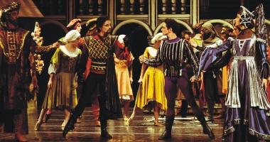 """Compania de Balet a Teatrului de Operă şi Balet """"Oleg Danovski"""",  turneu în Germania"""