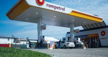 Rompetrol inaugurează prima stație  de alimentare din orașul Adjud